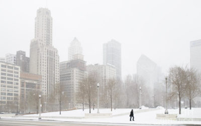 Chicago Winter (poem)