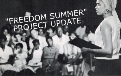 """FREEDOM SUMMER"" Project Update"