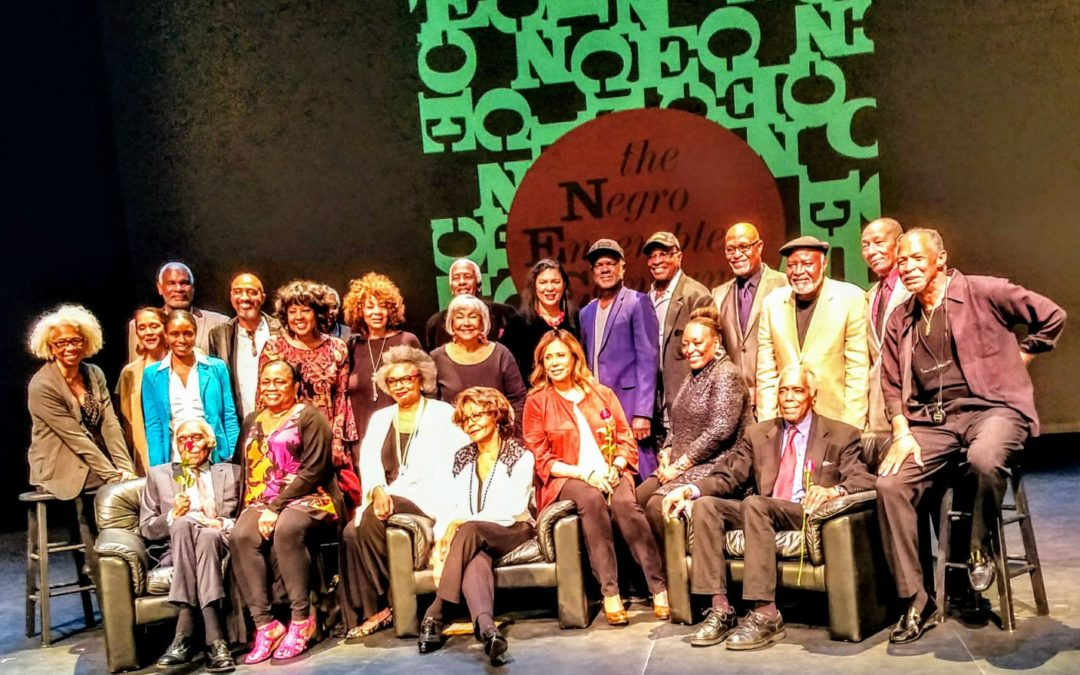 Negro Ensemble Company 50th Anniversary Tribute